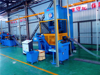 Press & Hole Punch Machine for Roll Forming Line by Brother Union Machinery