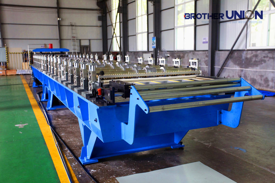 Corrugated Roofing Panel Roll Forming Machines Brother Union Machinery