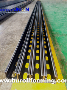 Press & Punch in Roll Forming Process15